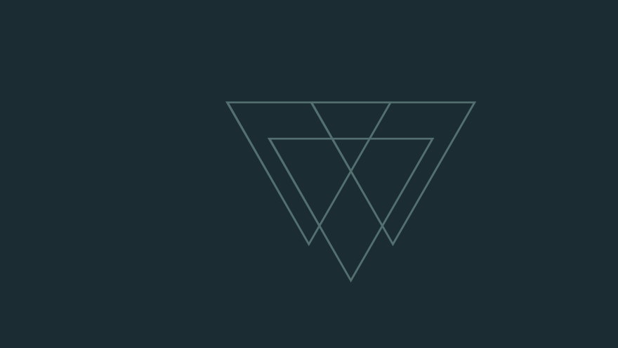 Triangles minimal simple minimalist desktop wallpaper
