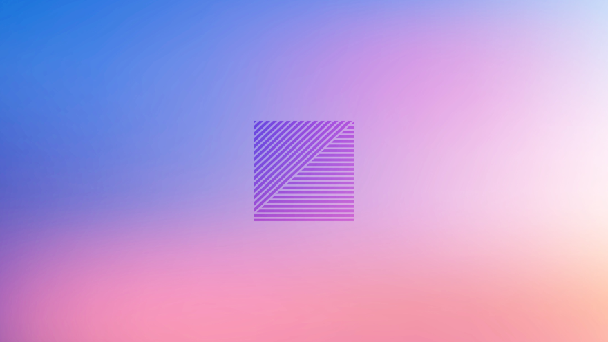 gradient minimal simple minimalist desktop wallpaper