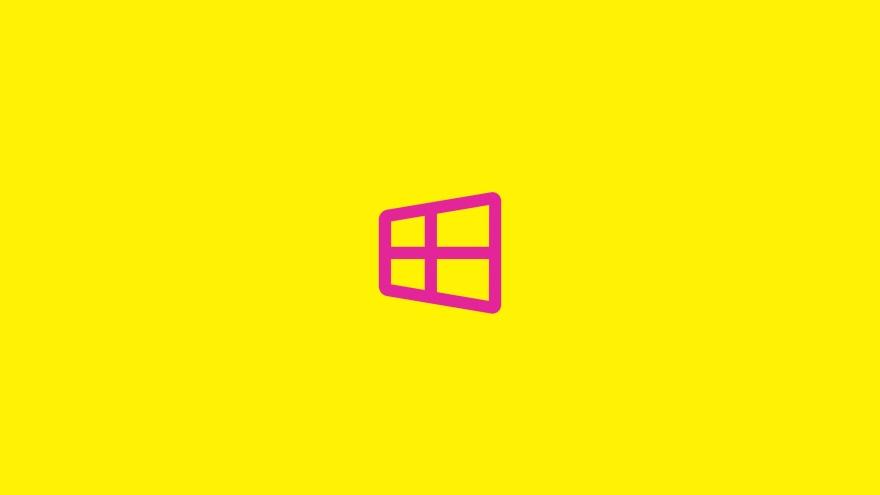 windows minimal simple minimalist desktop wallpaper