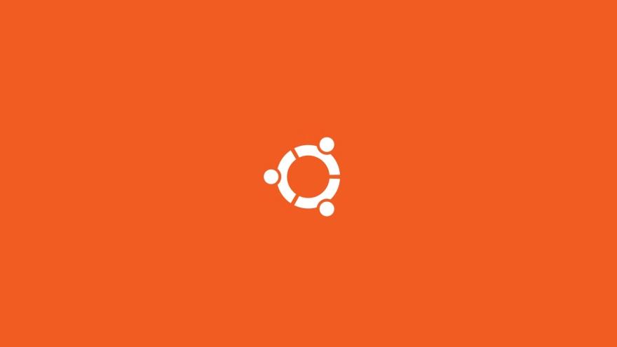 ubuntu linux minimal simple minimalist desktop wallpaper