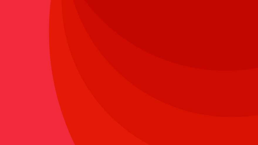 red waves simple free minimal desktop wallpaper background
