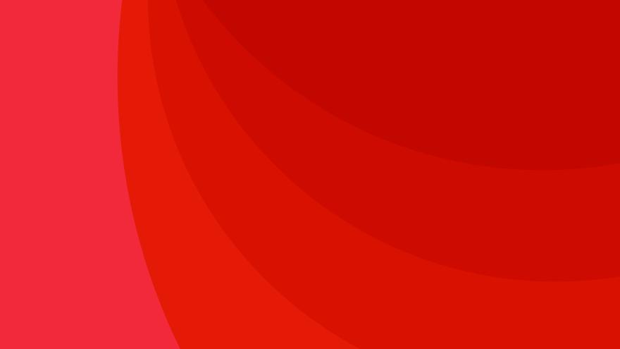 red waves simple free minimal desktop wallpaper background