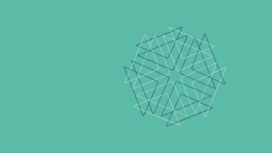 Geometry Green Desktop Wallpaper Free Download Minimal Minimalistic Minimalist