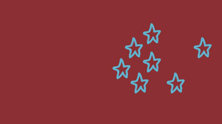 Blue Stars Desktop Wallpaper Free Download Minimal Minimalistic Minimalist