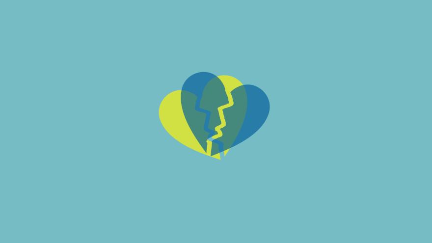 Broken Hearts Desktop Wallpaper Free Download Minimal Minimalistic Minimalist